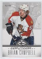 Brian Campbell /49