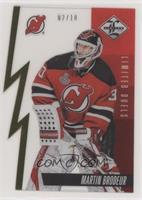 Martin Brodeur [Noted] #/10