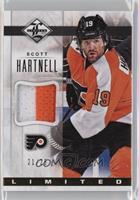 Scott Hartnell #/25