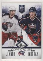 Columbus Blue Jackets (Boone Jenner, Ryan Murray) #/499