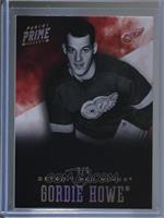 Gordie Howe [Noted] #/5