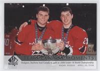 Cody Hodgson, Matt Duchene