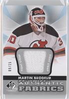 Martin Brodeur /15