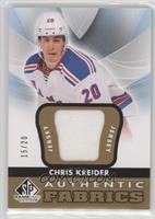 Chris Kreider /20