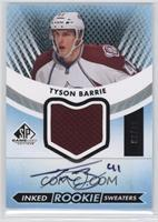 Tyson Barrie [Noted] #/99