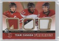 Jaden Schwartz, Devante Smith-Pelly, Brett Connolly /15