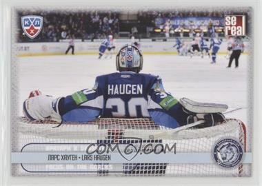 2012-13 Sereal KHL All-Star Collection - Focus on the Goalies #FOT-019 - Lars Haugen
