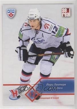 2012-13 Sereal KHL Season 5 - Sibir Novosibirsk #SIB-013 - Jori Lehtera