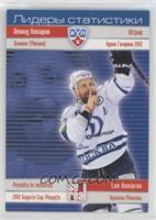 Leo Komarov [EX to NM]
