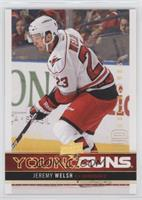 Young Guns - Jeremy Welsh #/10