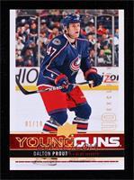Young Guns - Dalton Prout #/10
