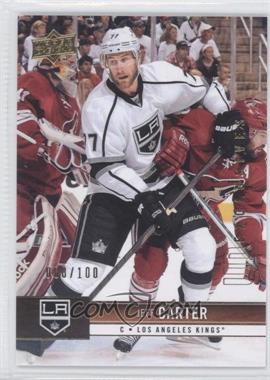 2012-13 Upper Deck - [Base] - UD Exclusives #80 - Jeff Carter /100