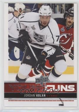 2012-13 Upper Deck - [Base] #225 - Jordan Nolan