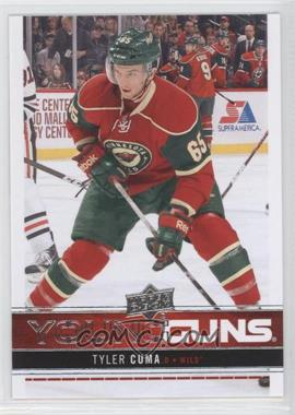 2012-13 Upper Deck - [Base] #228 - Tyler Cuma