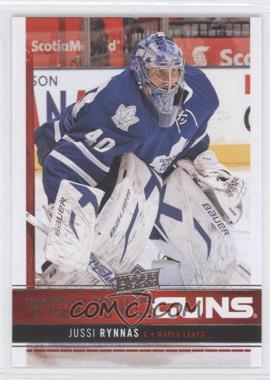 2012-13 Upper Deck - [Base] #249 - Jussi Rynnas