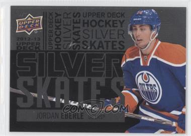 2012-13 Upper Deck - Silver Skates #SS15 - Jordan Eberle