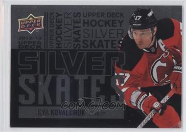 2012-13 Upper Deck - Silver Skates #SS18 - Ilya Kovalchuk