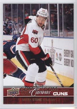 2012-13 Upper Deck - UD Canvas #C111 - Mark Stone