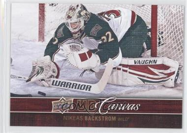 2012-13 Upper Deck - UD Canvas #C42 - Niklas Backstrom