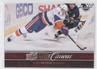 2012-13 Upper Deck - UD Canvas #C53 - Kyle Okposo