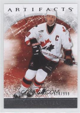 2012-13 Upper Deck Artifacts - [Base] #149 - Wayne Gretzky /999