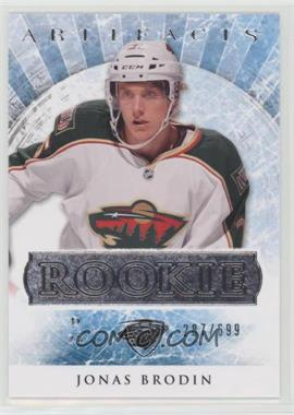 2012-13 Upper Deck Artifacts - [Base] #RED236 - Jonas Brodin /699