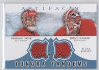Dominik Hasek, Jimmy Howard