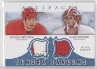 Nicklas Lidstrom, Jimmy Howard