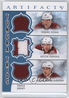 Shane Doan, Keith Yandle, Oliver Ekman-Larsson