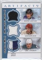 Wayne Gretzky, Jaromir Jagr, Eric Lindros