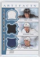 Eric Staal, Jordan Staal, Marc Staal