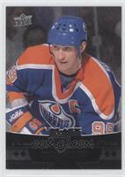 Quad Diamond Rookie Gems - Wayne Gretzky