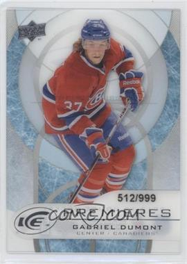 2012-13 Upper Deck Ice - [Base] #28 - Gabriel Dumont /999