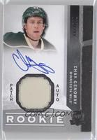 Rookie Patch Autograph - Chay Genoway #/249