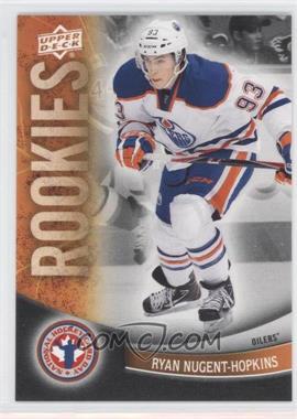 2012 Upper Deck National Hockey Card Day - Canadian #2 - Ryan Nugent-Hopkins