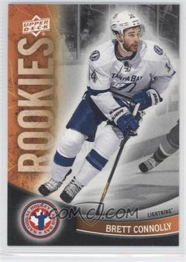 2012 Upper Deck National Hockey Card Day - Canadian #3 - Brett Connolly