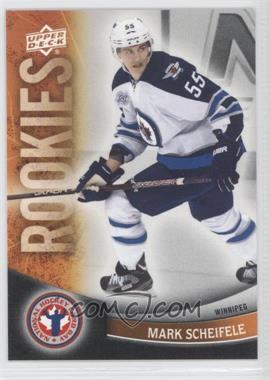 2012 Upper Deck National Hockey Card Day - Canadian #4 - Mark Scheifele