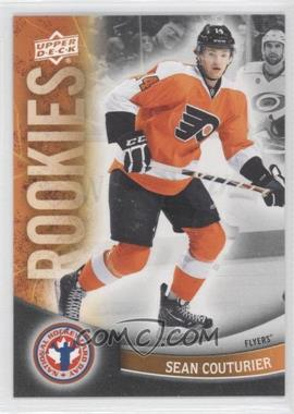 2012 Upper Deck National Hockey Card Day - Canadian #5 - Sean Couturier