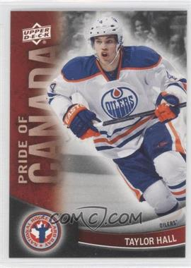 2012 Upper Deck National Hockey Card Day - Canadian #6 - Taylor Hall