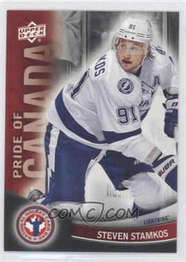 2012 Upper Deck National Hockey Card Day - Canadian #9 - Steven Stamkos