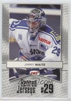 Retired Jerseys - Jimmy Waite