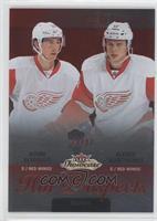 Hot Prospects Duos - Alexey Marchenko, Adam Almqvist #/27