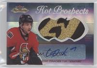 Hot Prospects Auto Patch - Cory Conacher #/3