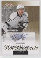 Hot Prospects Autos - Linden Vey #/149