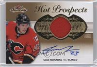 Hot Prospects Auto Patch Tier 2 - Sean Monahan #/175
