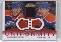 Ryan Nugent-Hopkins, Taylor Hall #/9