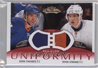 John Tavares, Ryan Strome #/9