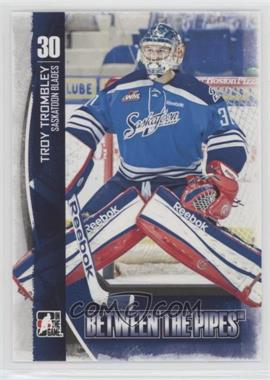 2013-14 In the Game Between the Pipes - [Base] #27 - Troy Trombley