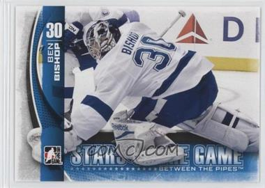 2013-14 In the Game Between the Pipes - [Base] #3 - Ben Bishop