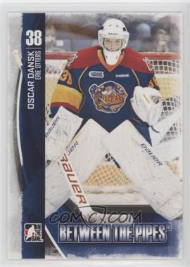 2013-14 In the Game Between the Pipes - [Base] #68 - Oscar Dansk